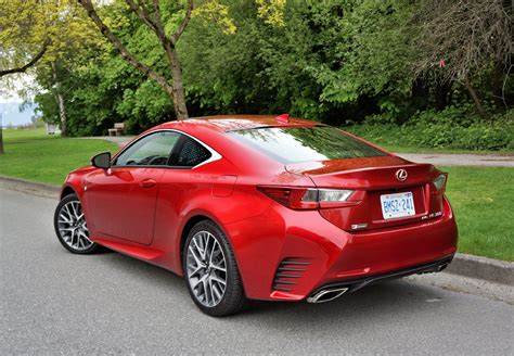 2017 Lexus Rc 300 Awd F Sport Review The Car Magazine
