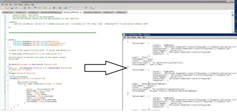 format html output powershell powershell format json output phpsourcecode net