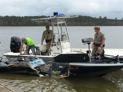 fishing show boat accident man killed in boat collision on lake conroe the courier