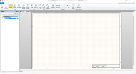 solidworks templates solidworks pcb custom title block and sheet template