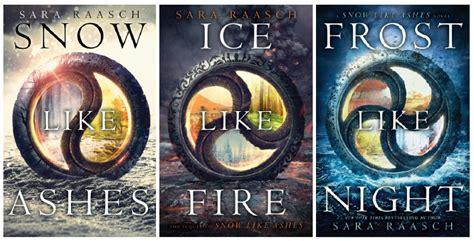 libro frost like night snow leituras fofuras resenha neve e cinzas de sara raasch