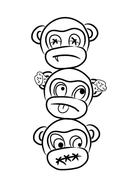 evil monkey tattoo designs how do i expand my learning mind42