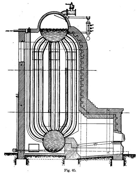 cyclopedia of engineering a manual of steam boilers steam pumps steam engines gas and engines marine and locomotive work refrigeration heating and ventilating classic reprint books vertical water boilers milne water vertical