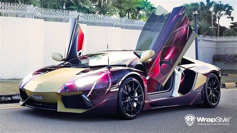 Best Marvel Movies by Marvel Superhero Themed Supercars By Wrapstyle Singapore