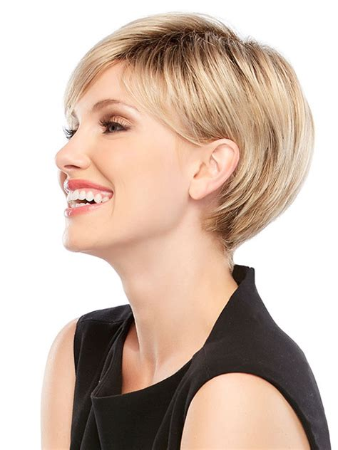a bob with bangs by your ears short female haircuts layered hairstyle hair