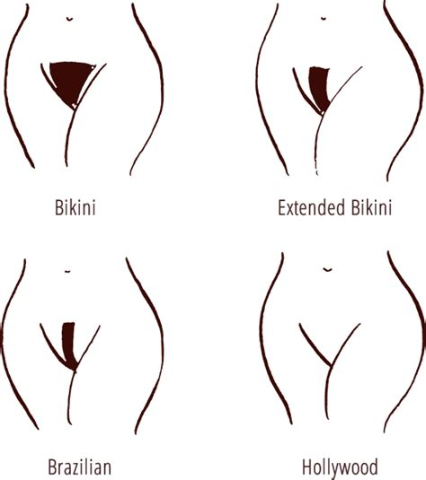 Types Of Pubic Hair Waxing by Wondering How To Get Rid Of Hair Check These Best