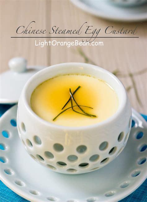 steamed eggs the optimist kitchen steamed egg custard