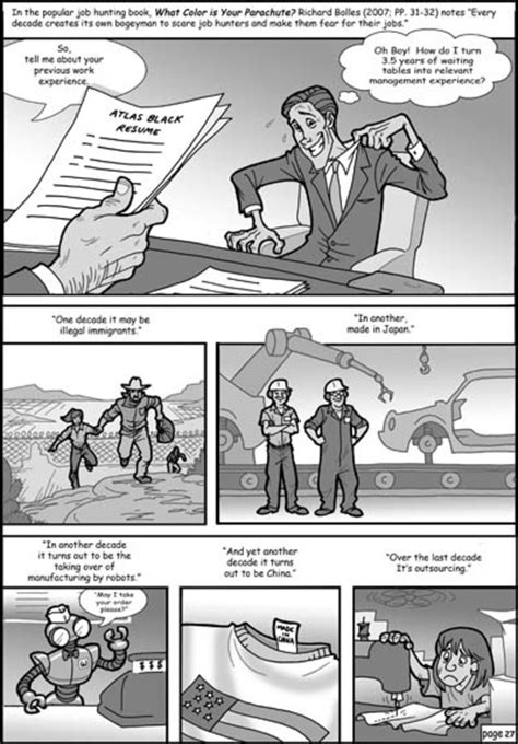 Your Next Textbook In Business Theory: The Comic Book