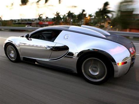 bugatti justin bieber flo rida s bugatti veyron gets chrome wrap treatment