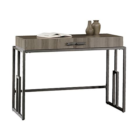 Office Depot Writing Desk Sauder International Writing Desk Ash By Office Depot Officemax