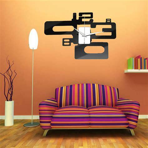 design home decor wall clock modern wall clock designs to your home decor