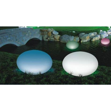 flatball led ball l lada led multicolor da arredo flatball