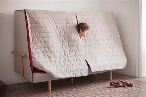 Orwell Cabin Bed Transform Your Sofa Into A Fortress Of Cabin Bed With Sofa