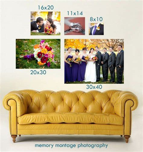 20x30 Picture Frame On Wall by Wall 30x40 20x30 16x20 11x14 8x10 Photography