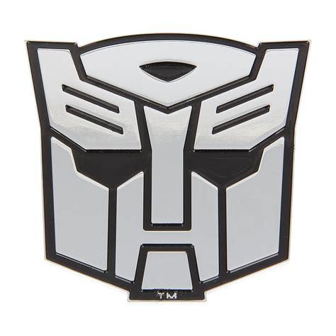Emblem Transformers Autobots Transformer Autobot Chrome transformers emblem for car autobot stick on chrome transformer emblem decal ebay