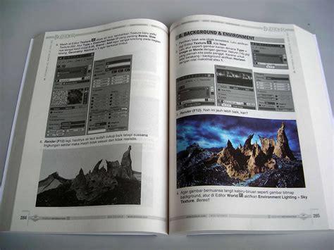 tutorial blender 3d untuk pemula bahasa indonesia jual buku tutorial blender 3d modelling panduan bahasa