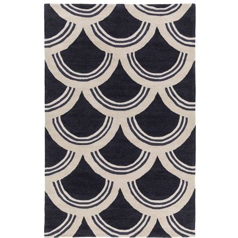 lanart rug olive hton 5 ft x 7 ft area rug the home lanart palazzo shag charcoal 5 ft x 7 ft 6 in area rug