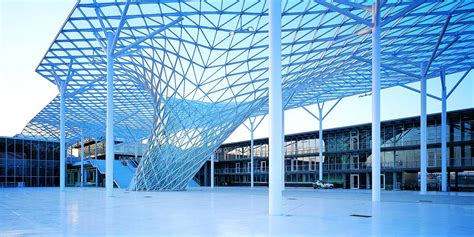 Mailand Messe by Milan Trade Fair Studio Fuksas Arch2o