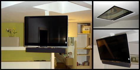 staffe tv da soffitto staffe tv moving af staffe tv motorizzate e supporti