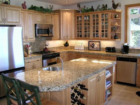 granite kitchen islands with breakfast bar pinterest discover and save creative ideas