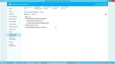 Skype Search By Email Allow Users To Contact External Skype For Business Users