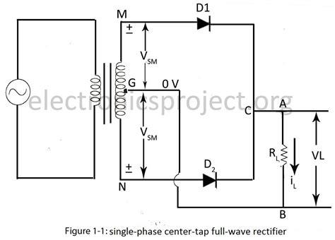 center tap transformer electrical diagram wiring diagram