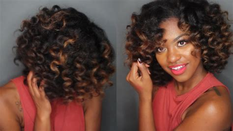best wands for natural hair short curled hair with wand www imgkid com the image