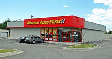 advance auto parts tulsa  matthews