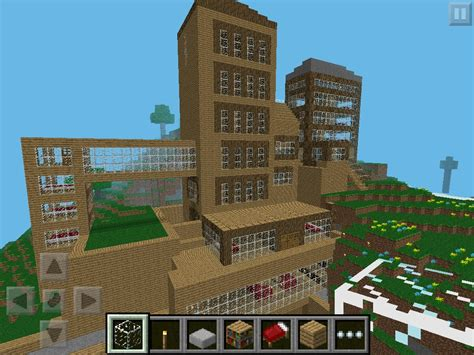 minecraft pe house design minecraft pe houses minecraft seeds for pc xbox pe ps3 ps4