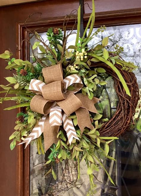large outdoor wreath 1000 ideas about outdoor wreaths on front