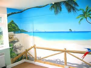 Best Wall Murals Tropical Wall Mural 2017 Grasscloth Wallpaper
