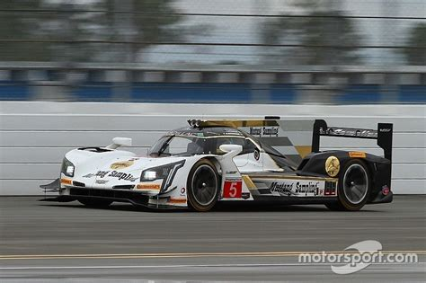 Cadillac Daytona by Daytona 24 Hours Cadillacs Dominate Practice