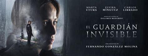 libro the invisible guardian the el guardi 225 n invisible la pel 237 cula el ojo lector
