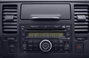Nissan Versa Radio 2010 Nissan Versa Price Photos Reviews Features