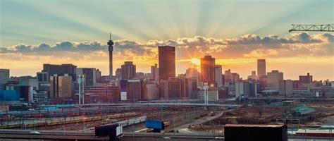 johannesburg skyline by oriel willemse i this city discover the history of johannesburg igo travel