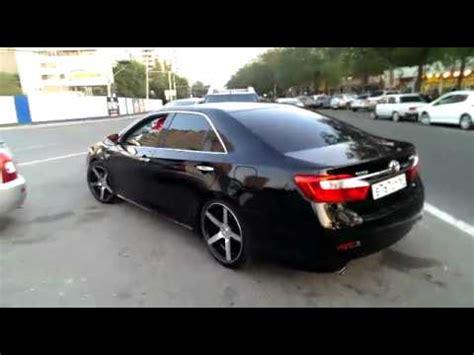 Тюнинг Краснодар Ростов на Дону toyota camry 3,5 exhaust