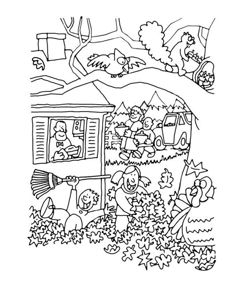 bluebonkers fall coloring sheets fall family