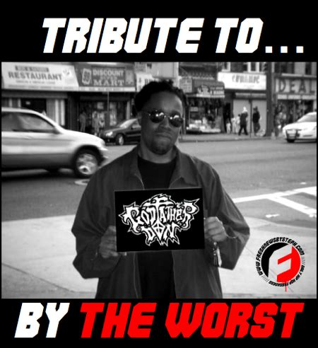 Kaos Godfather 4 171 tribute to godfather don 187 by the worst mixtape