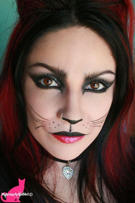 cat makeup tutorial cat makeup tutorial make up artist me felina cat costume