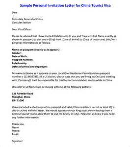 invitation letter for visitor visa friend sle wedding invitation letter for canadian visa mini