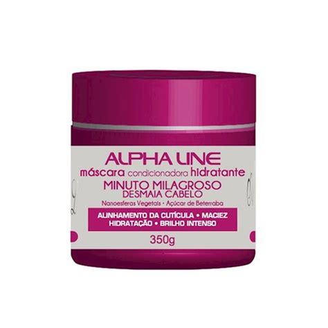 350 Volume Mascara m 225 scara minuto milagroso desmaia cabelo 350g alpha line