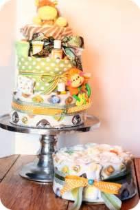 Diaper Cake Centerpiece Homemade By Jill » Home Design 2017