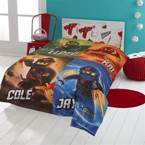 ninjago bedroom boys single size lego ninjago kids cotton quilt doona