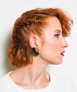coupe de cheveux femme half hawk les coiffures tendance pour femme