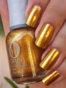 orly gold glitter nail polish pictures photos and images