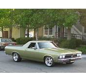 My Latest Toy  1968 El Camino Pinterest