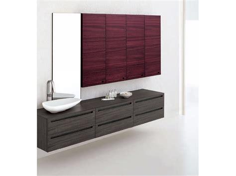 Zebrano Bathroom Furniture Zebrano Bathroom Cabinet Vanity Unit Composition