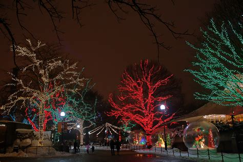 Lincoln Park Zoo Zoo In Chicago Thousand Wonders Zoo Lights Chicago Hours