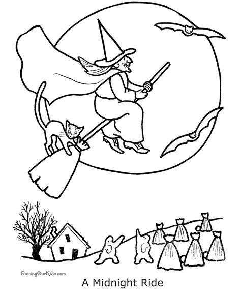 witch coloring pages preschool 14 witch coloring pages for kids print color craft