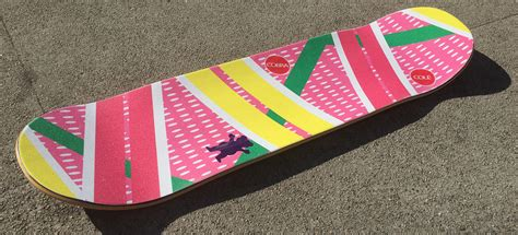 Hoverboard Skateboard Deck by Grizzly Hoverboard Grip Tweakmagazine